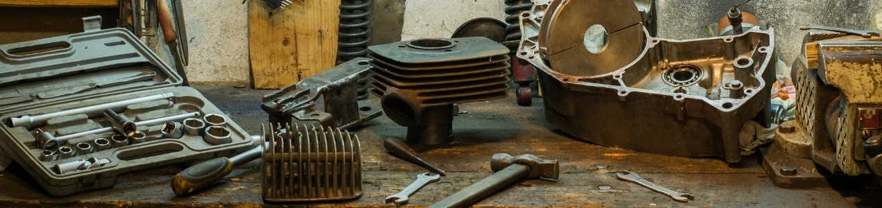 Where to look for the hard to find motorcycle parts?