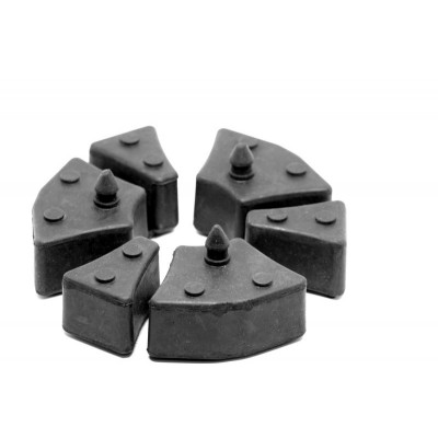 29L-25364-00 (3pc) RD350 YPVS Cush Drive Rubber Kit