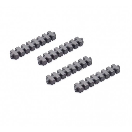 521-11162-01 (4pc) RD250 RD350 Cylinder Head Absorbers