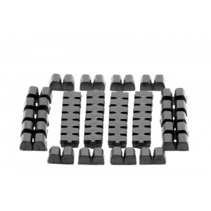 RD250 RD400 Cylinder Head Absorbers Kit