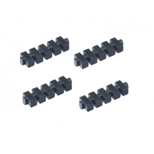 1E7-11162-00 (4pc) RD125 RD200 DT80 Cylinder Head Absorbers
