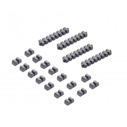 RD250/RD350 Cylinder Head Absorbers Kit (521-11161-01, 521-11162-01)