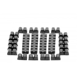 RD250/RD400 Cylinder Head Absorbers Kit (521-11161-01, 1A0-11162-02)