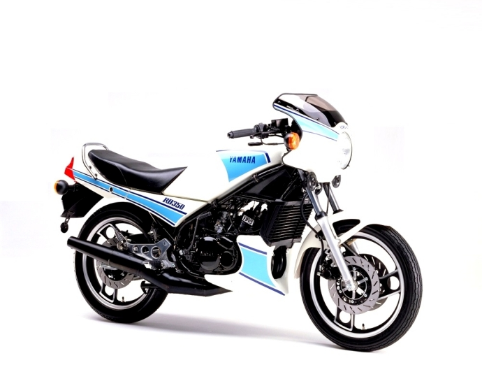 Yamaha RD 350 YPVS Parts - Sumo Rubber
